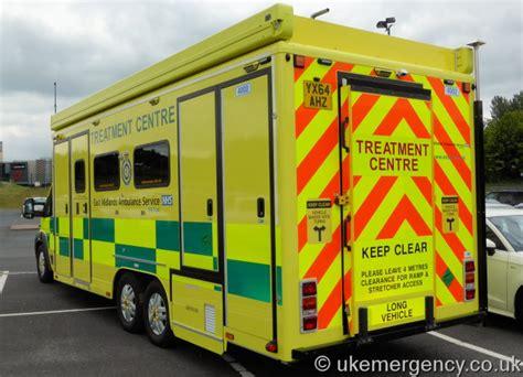 yx ahz east midlands ambulance service fiat ducato mobile uk emergency vehicles