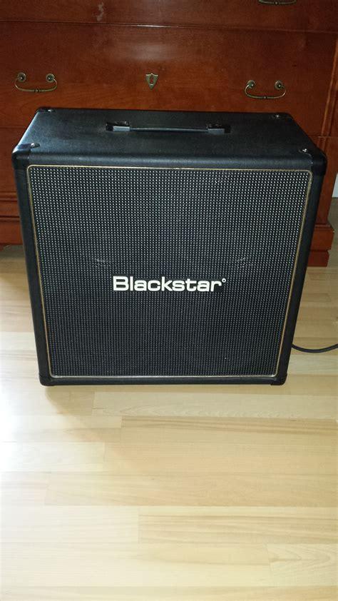 blackstar ht 408 cabinet blackstar amplification ht 408 image 832165 audiofanzine
