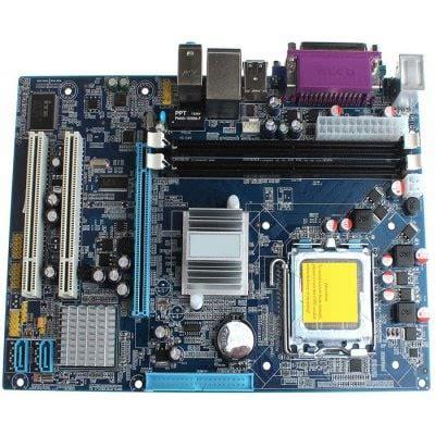 Motherboard G41 Power g31d2 micro atx lga 775 intel g41 dual channel ddr2