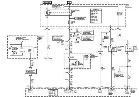 cruise wiring diagram for 2004 chevy colorado