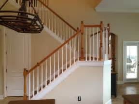 How To Install Banister On Stairs Elite Construction Of Jax Inc Interior Trim Contractor