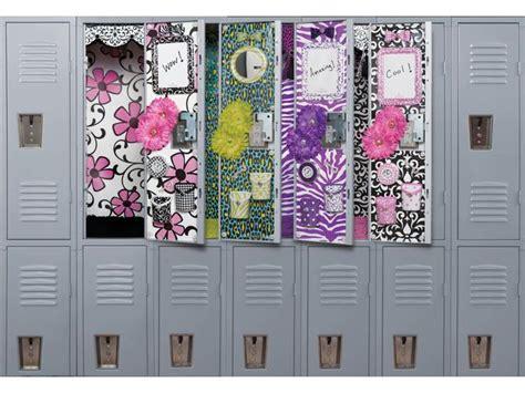 Locker Designs Ideas by Trendy Decorating Ideas For Lockers Hgtv Design