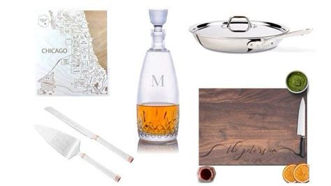 Top 10 Best Engraved Wedding Gifts   Heavy.com