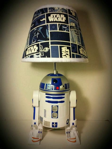 New Star Wars R2 D2 L Lshade 20 Inches Tall
