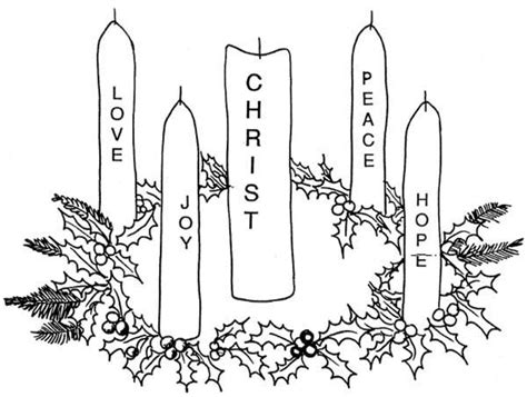advent wreath candles coloring page christmas advent candles coloring pages batch coloring