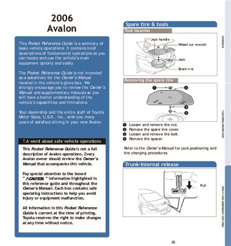 service manual download car manuals 2008 toyota avalon engine control toyota avalon wiring