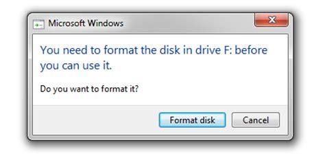 format flashdisk bermasalah share cara mengatasi flash disk tidak bisa diformat