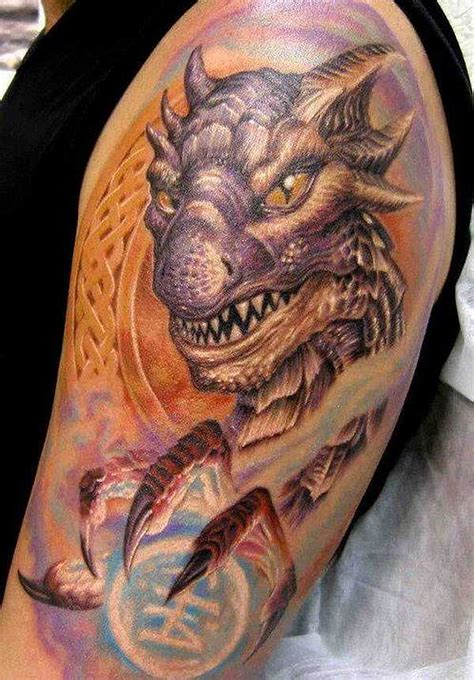 geniale drachen tattoos tattoo spirit