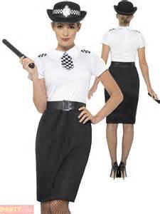 officer costume cop fancy dress