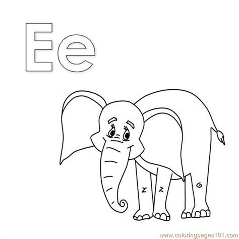 grey elephant coloring pages e with elephant colouring pages