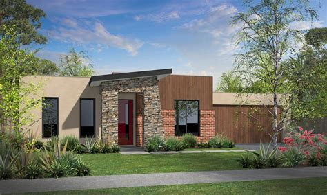 Modern Home Design Bedroom facades red bluff homes
