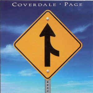 Cd Coverdale Page Album Coverdale Page coverdale page coverdale page at discogs