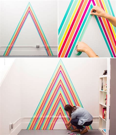 diy design 37 diy washi tape decorating projects you will love