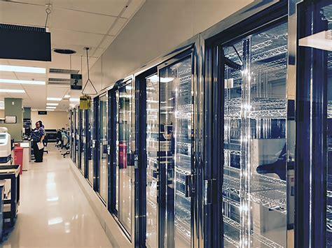glass door walk in cooler shelf mobile shelving high density weapons lockers gun