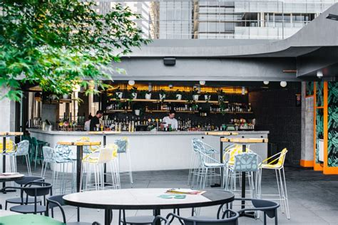 Roof Top Bars In Sydney by Untied Rooftop Bar Barangaroo Eat Drink Play