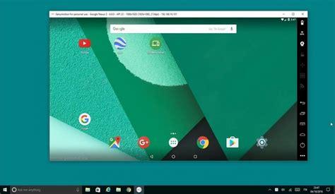 run windows programs on android 4 programs to run android apps on windows desktop technastic