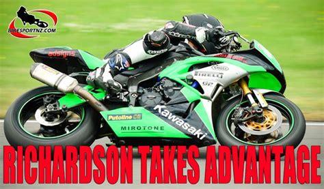 Richardson Suzuki F2 Class At Suzuki Series Bikesportnz