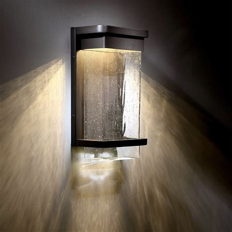 Led Outdoor Wall Sconces by Vitrine Led Outdoor Wall Sconce By Modern Forms