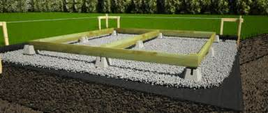 cement deck block foundation can purchase at lowe s