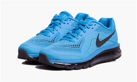 Nike Airmax 2014 by Nike Air Max 2014 Quot Blue Quot Highsnobiety