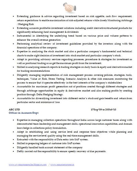 best resume format for company page 2 career