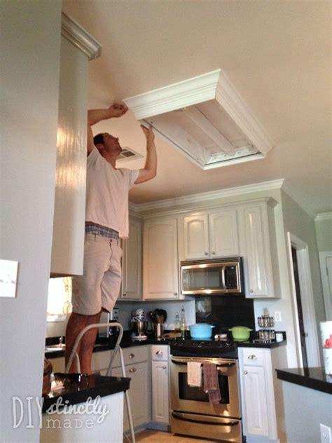 Diy Recessed And Under Cabinet Lighting Upgrade Those Cabinet Lighting Diy