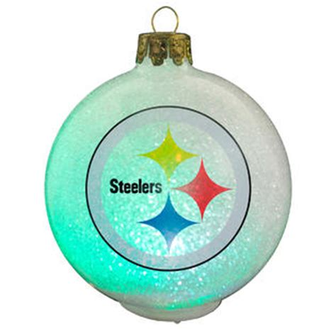 topperscot pittsburgh steelers nfl led color changing