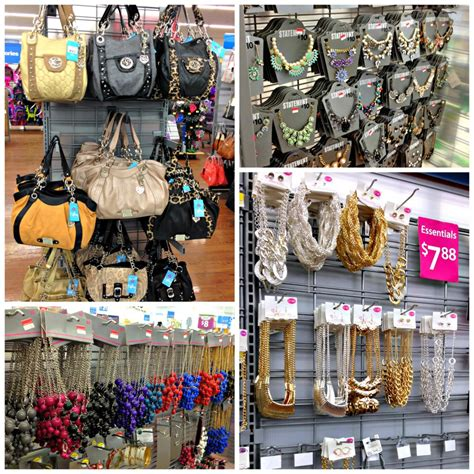 walmart jewelry section closet must haves from walmart plus a super cute purse