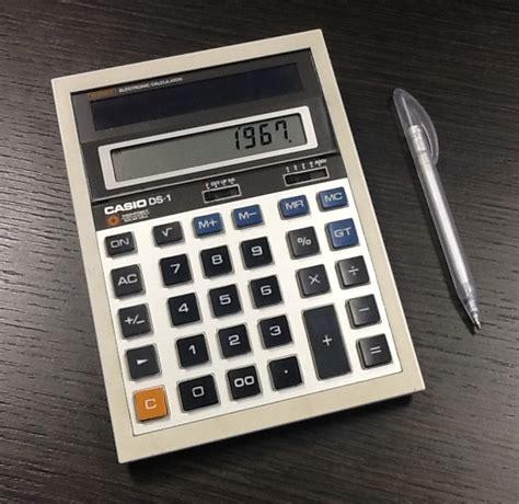 Kalkulator Casio Dj 220d Dj 240d casio ds 1 ordinateurs de poche calculatrices casio