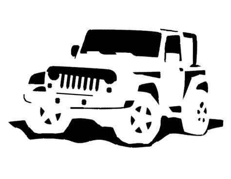 jeep logo stencil pumpkin carving jackolantern stencils truck and jeep