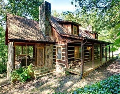 Rustic Cabin by Rustic Cabin Home Cabin Amp Lake House Style Pinterest