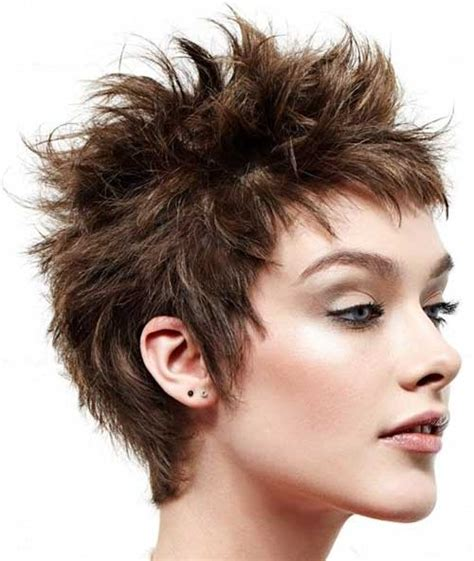 how t style very short spiked hair 10 exclusive short spiky hairstyles for fearless women