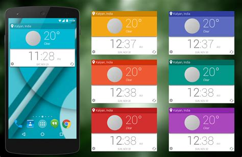 layout builder widget area 1 material zooper android apps on google play