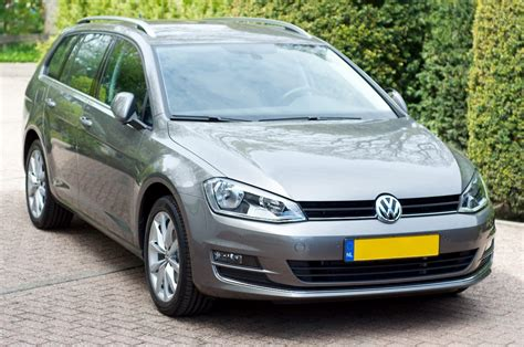 volkswagen golf variant volkswagen golf variant 2 0 tdi 150pk business edition