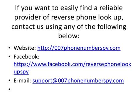 Most Reliable Cell Phone Lookup Backward Phone Lookup For Cell Numbers