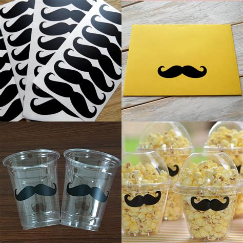 mustache wall stickers vinyl mustache removable wall stickers birthday baby
