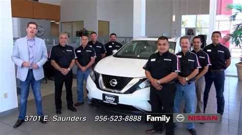Nissan Of Laredo by Family Nissan Of Laredo Quot Read The Print Quot