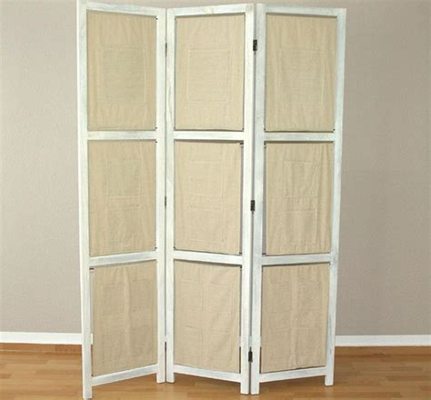 fabric room dividers sided fabric room divider screen 3 panel grey