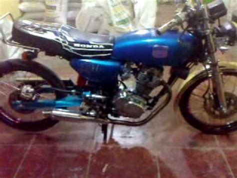 honda sr/tmx155 disk brake front and rearswing arm for