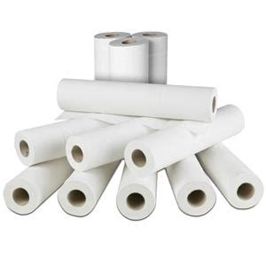 couch rolls direct northwood couch roll white 40m x12 available to buy