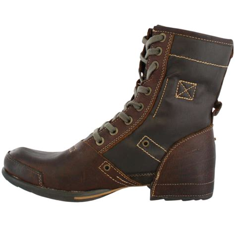 replay mens boots replay burtom brown mens leather boots ebay
