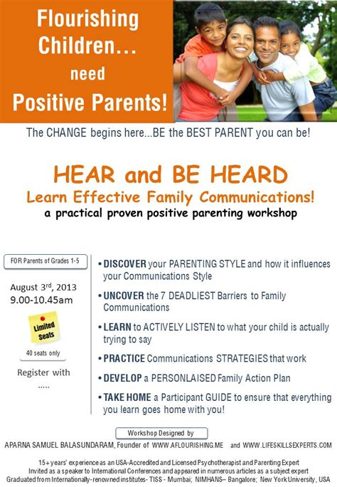 parent flyer templates 10 best photos of sle parent workshop flyers parent