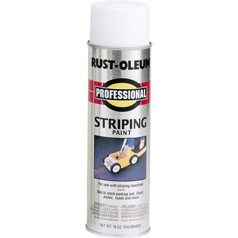 shop rust oleum 18 oz white gloss spray paint at lowes