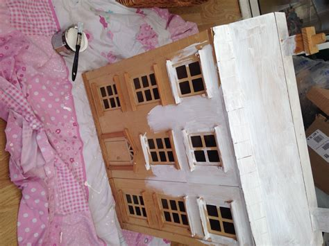 painting dolls houses my homebase kitchen makeover and friendspiration thrifty home