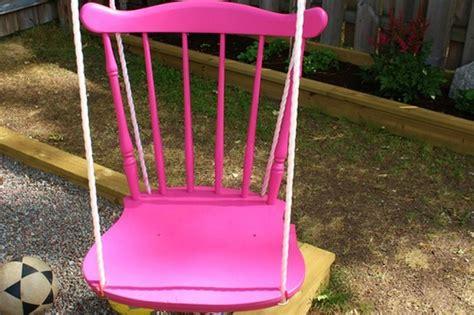 swing chair diy 15 incredible diy swings for kids bringing a lot more joy