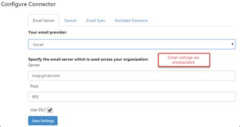 gmail imap server leadsquared email sync app leadsquared help and support