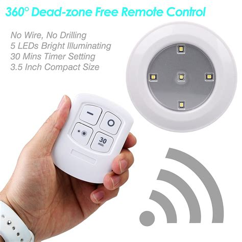 remote control under cupboard lights wireless led battery powered under cabinet cupboard stair