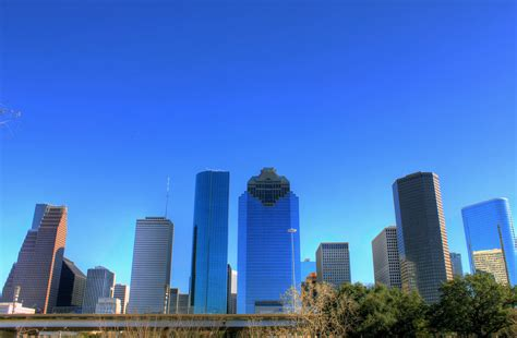 www hou free stock photo of houston skyline in houston texas