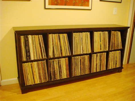 vinyl storage shelves audio asylum thread printer