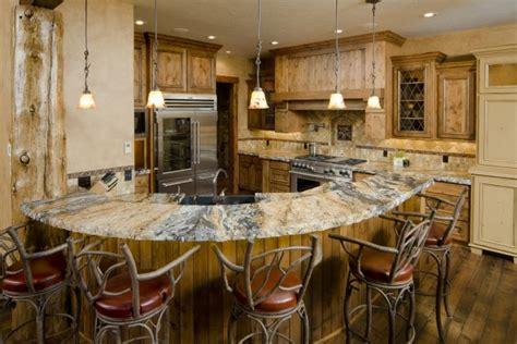 arbeitsplatte küche stein k 252 che rustikal holz